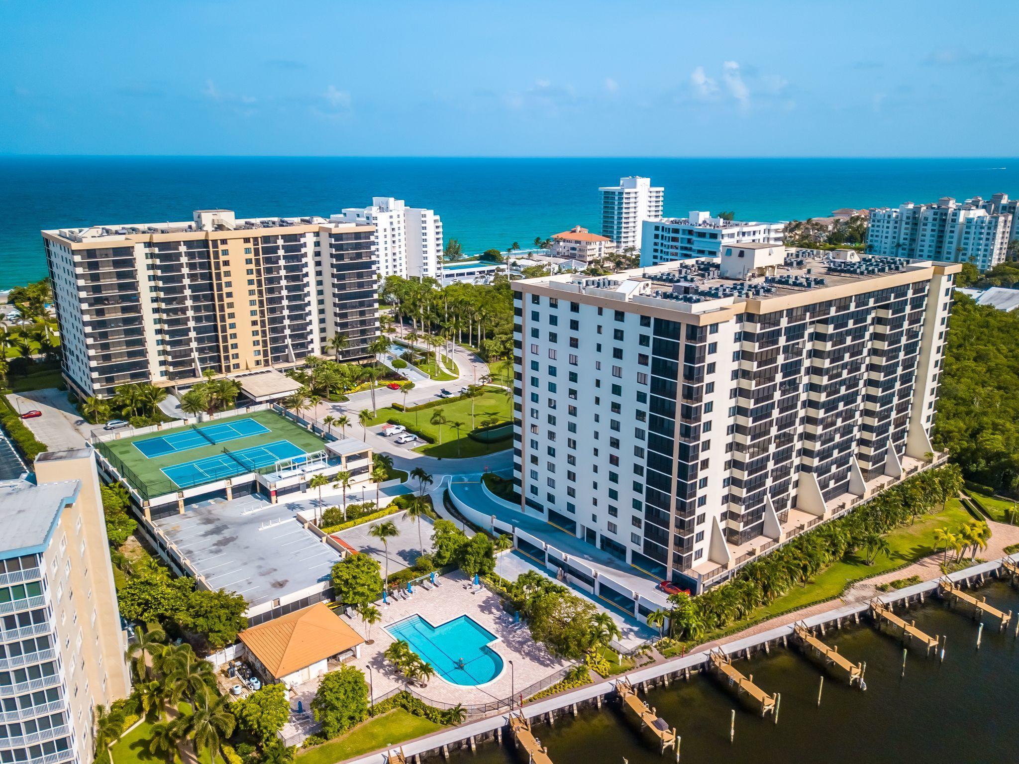 Photo of 3420 S Ocean Boulevard #12s, Highland Beach, FL 33487