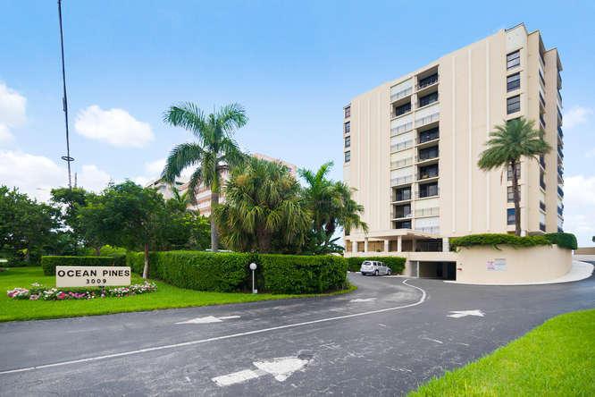 3009 S Ocean Boulevard P-05 For Sale 10683733, FL