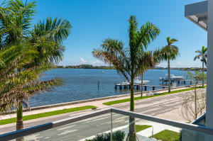 Intracoastal views from Master Suite