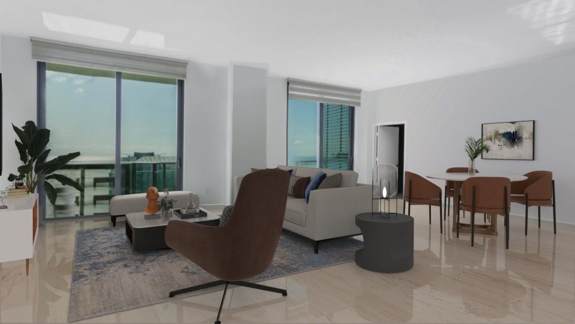 1300 S Miami Avenue #Ph5003