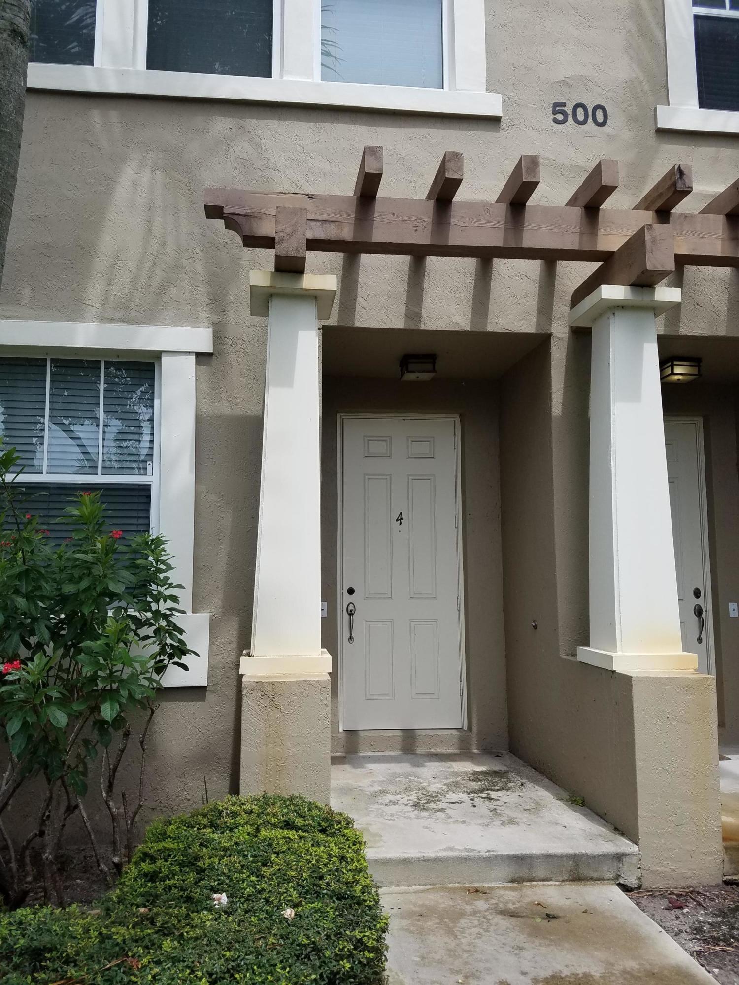500  Pacific Grove Drive 4 For Sale 10648649, FL