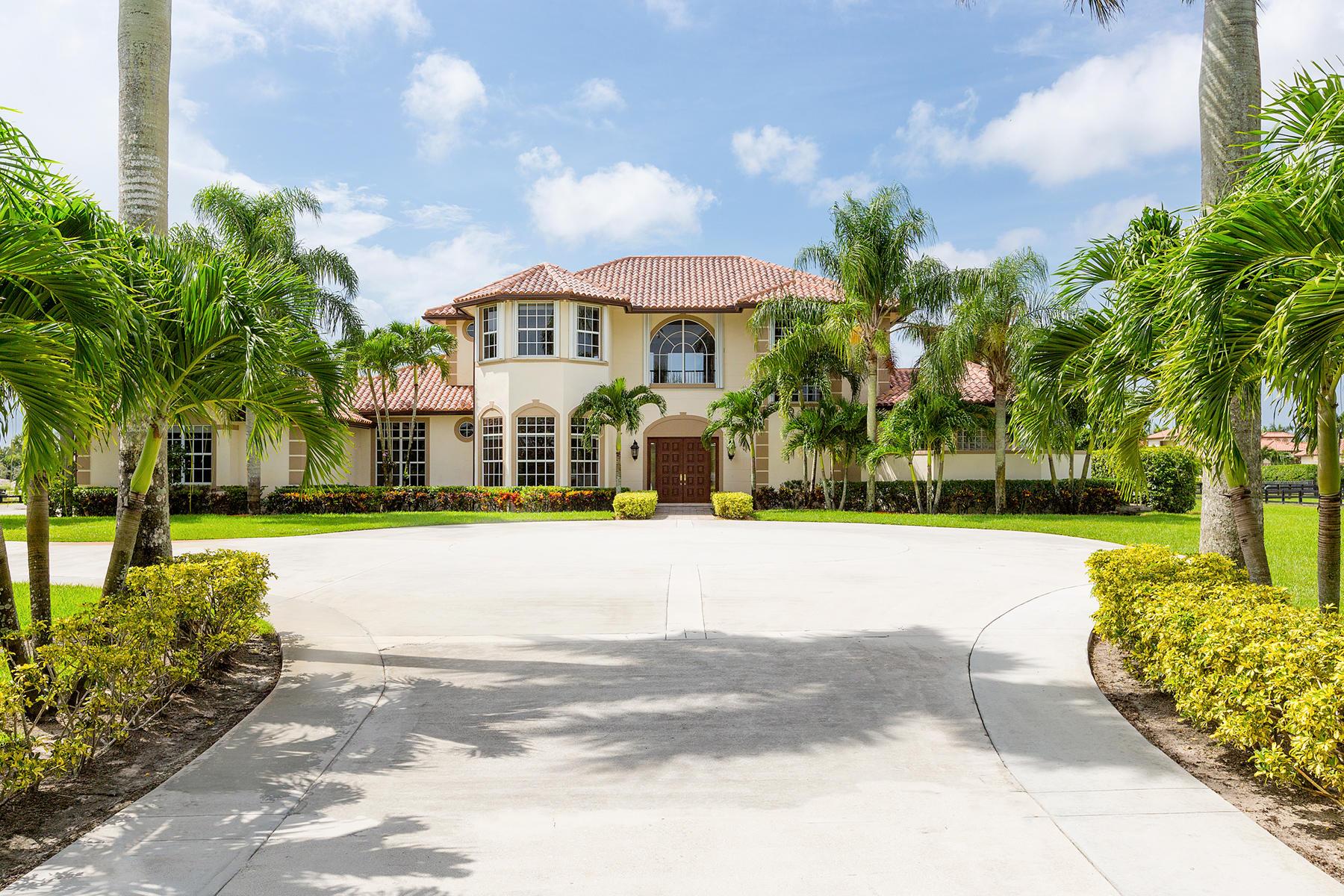 Wellington, Florida 33414, 5 Bedrooms Bedrooms, ,4 BathroomsBathrooms,Rental,For Rent,Palm Beach Point,RX-10655031