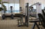 Ritz-Carlton Gym with Up-to-Date Equipment, Sauna, and Ocean View