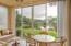Sliding glass door enclosed patio with screens & hurricane shutters