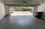 2-Car Garage with storage - Epoxy paint on floors