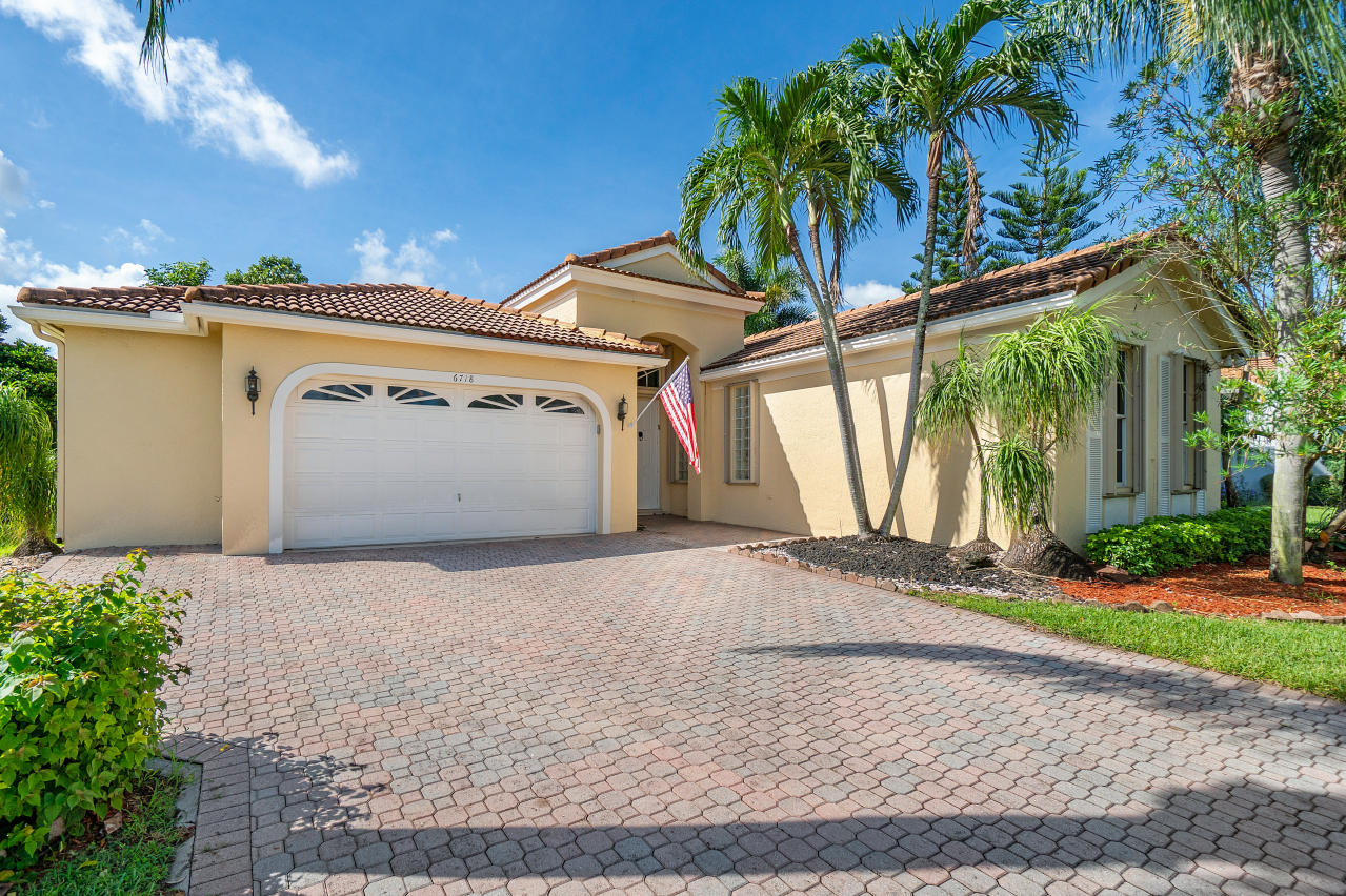 Photo of 6718 Portside Drive, Boca Raton, FL 33496