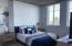 Main bedroom southern exposure