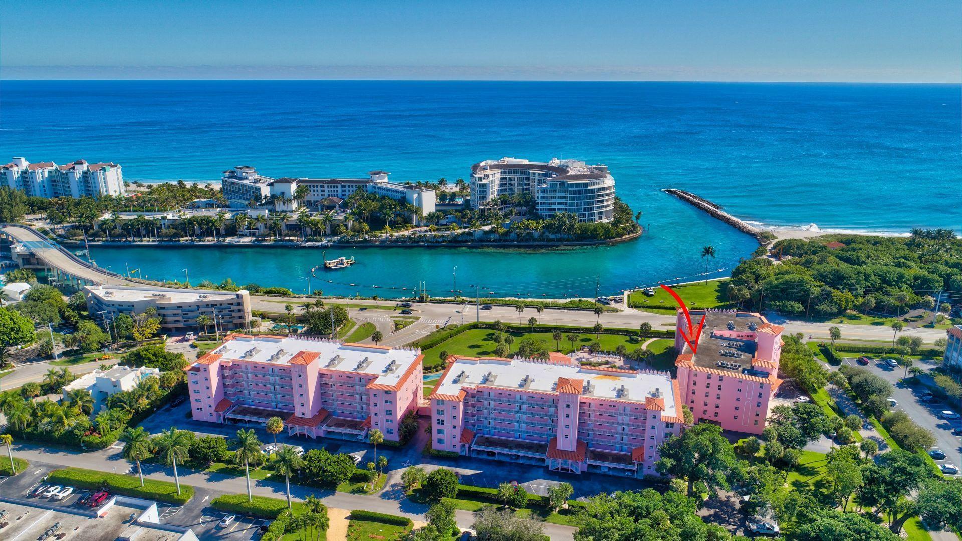 1099 Ocean Blvd Boulevard, Boca Raton, Florida 33432, 2 Bedrooms Bedrooms, ,2 BathroomsBathrooms,Residential,For Sale,Ocean Blvd,RX-10656460