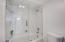 MASTER BATH/SHOWER WITH GLASS ENCLOSURE