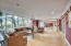 Bright spacious Lobby, very Welcoming to guests, SELF MANAGED BUILDING, GREAT TEAM!