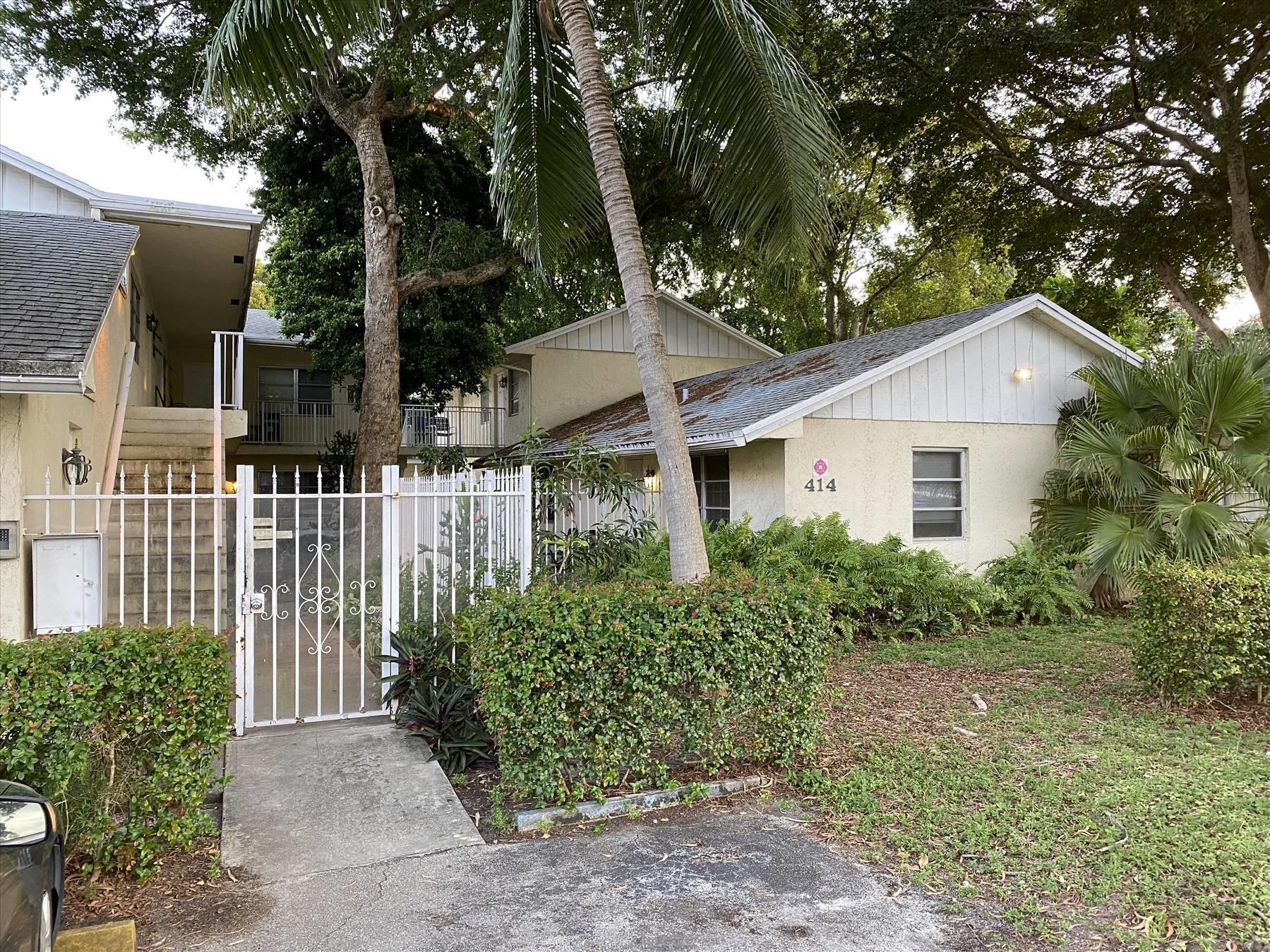 414 14 Street, Fort Lauderdale, Florida 33316, 1 Bedroom Bedrooms, ,1 BathroomBathrooms,Condo/Coop,For Rent,14,1,RX-10656975