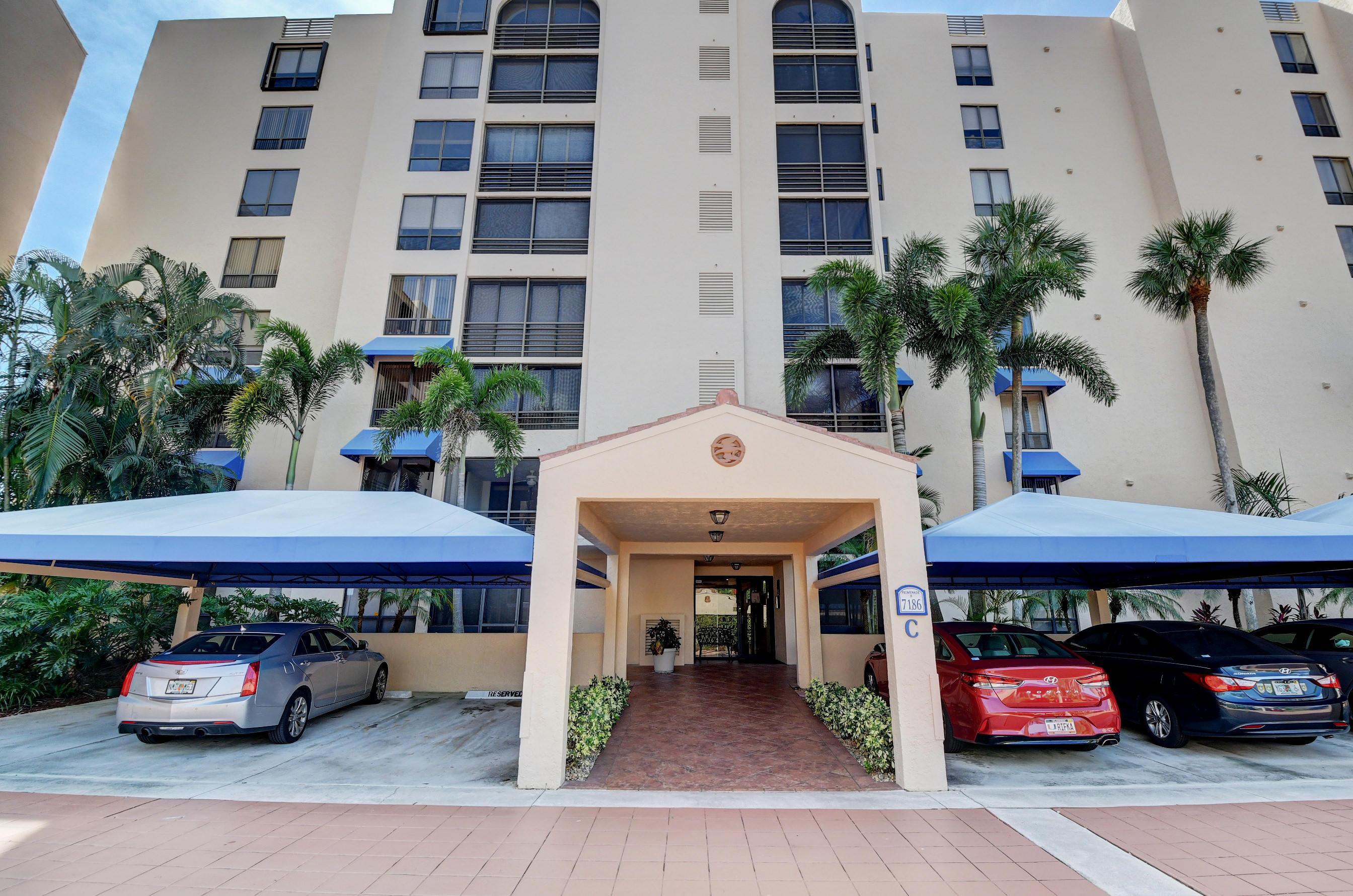 7186 Promenade Drive UNIT #102 Boca Raton, FL 33433