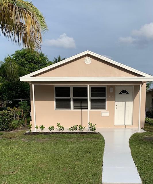 422 C Street, Lake Worth Beach, Florida 33460, 1 Bedroom Bedrooms, ,1 BathroomBathrooms,Single Family,For Rent,C,1,RX-10657895