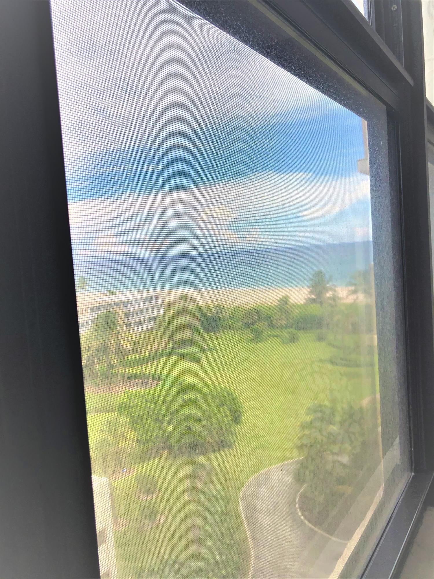 Ocean View from Guest Bedroom