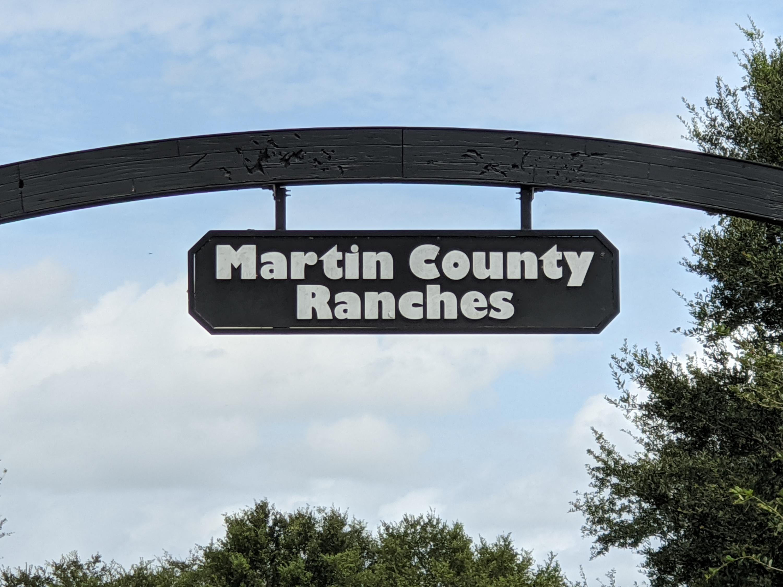 Martin County Ranches