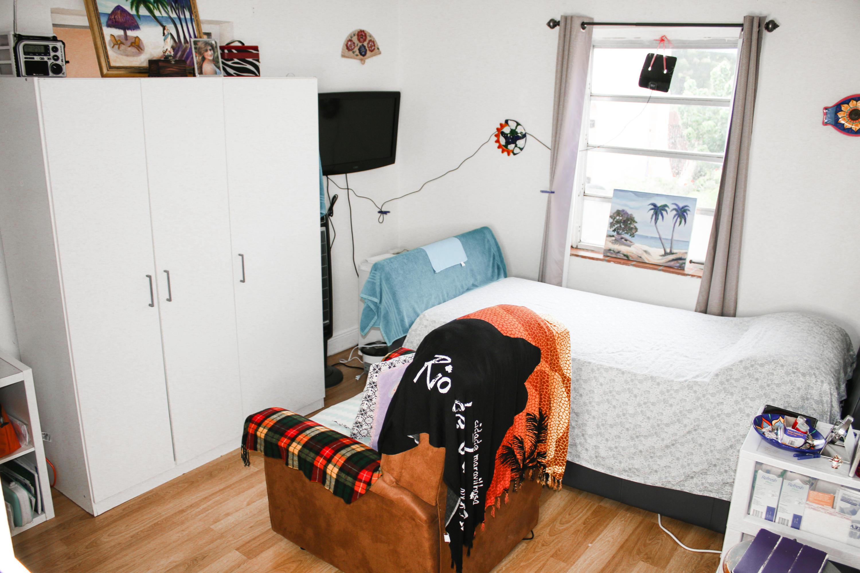 Hallway Bedroom 1