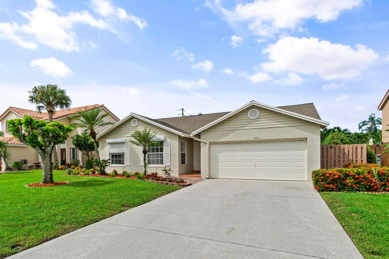 9735 Arbor Meadow Drive  Boynton Beach FL 33437