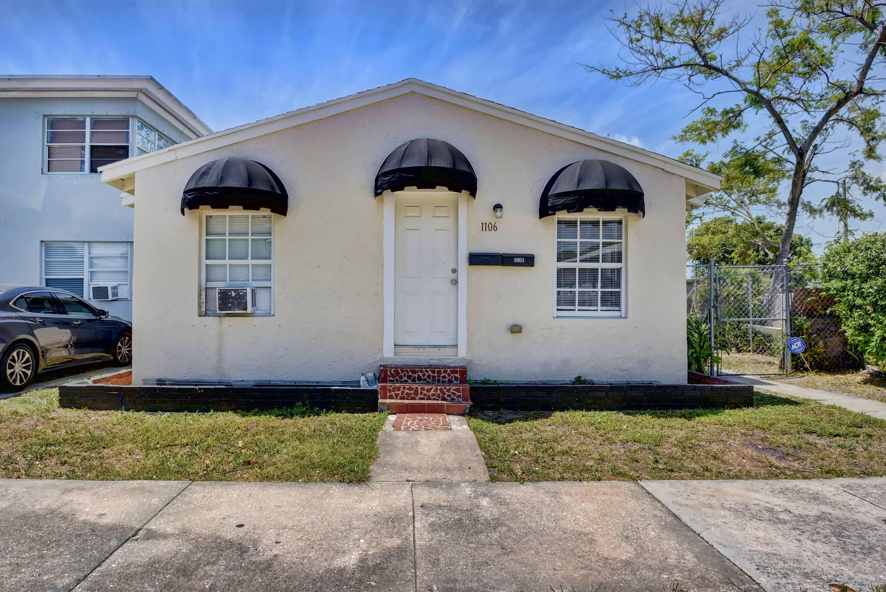 Details for 1106 18th Street 1, West Palm Beach, FL 33407