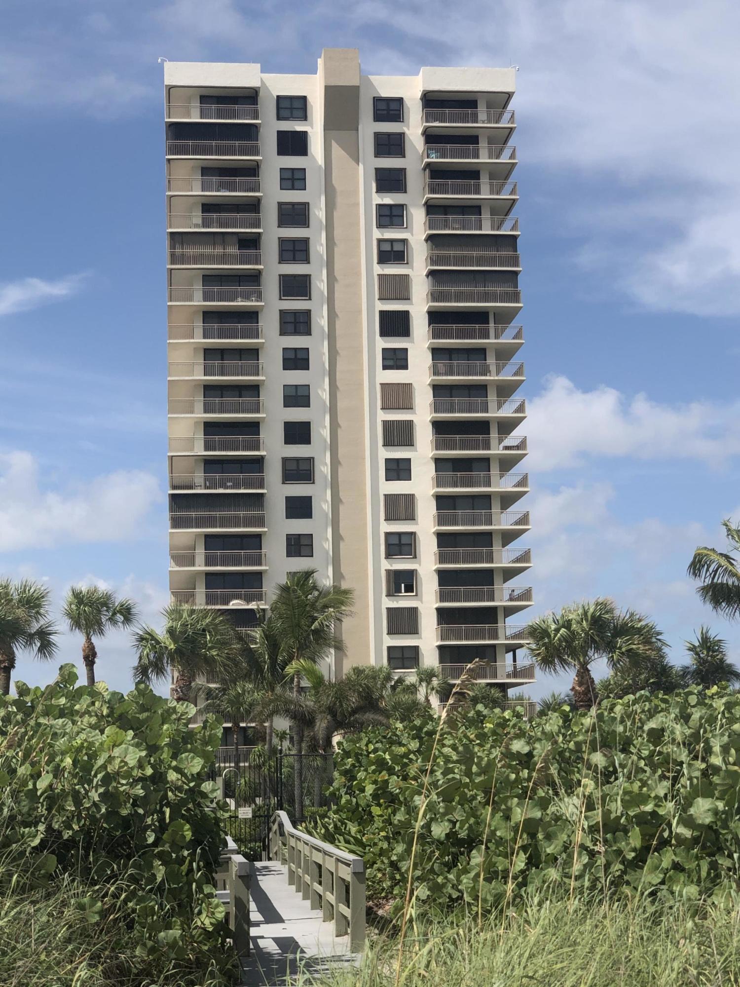 Oceantree Walkway from Ocean Beach