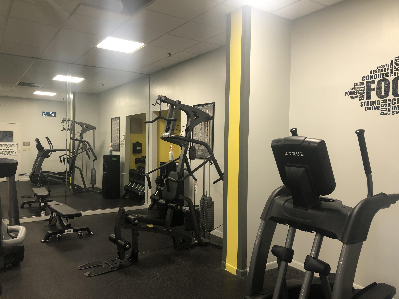 Oceantree Exercise Room