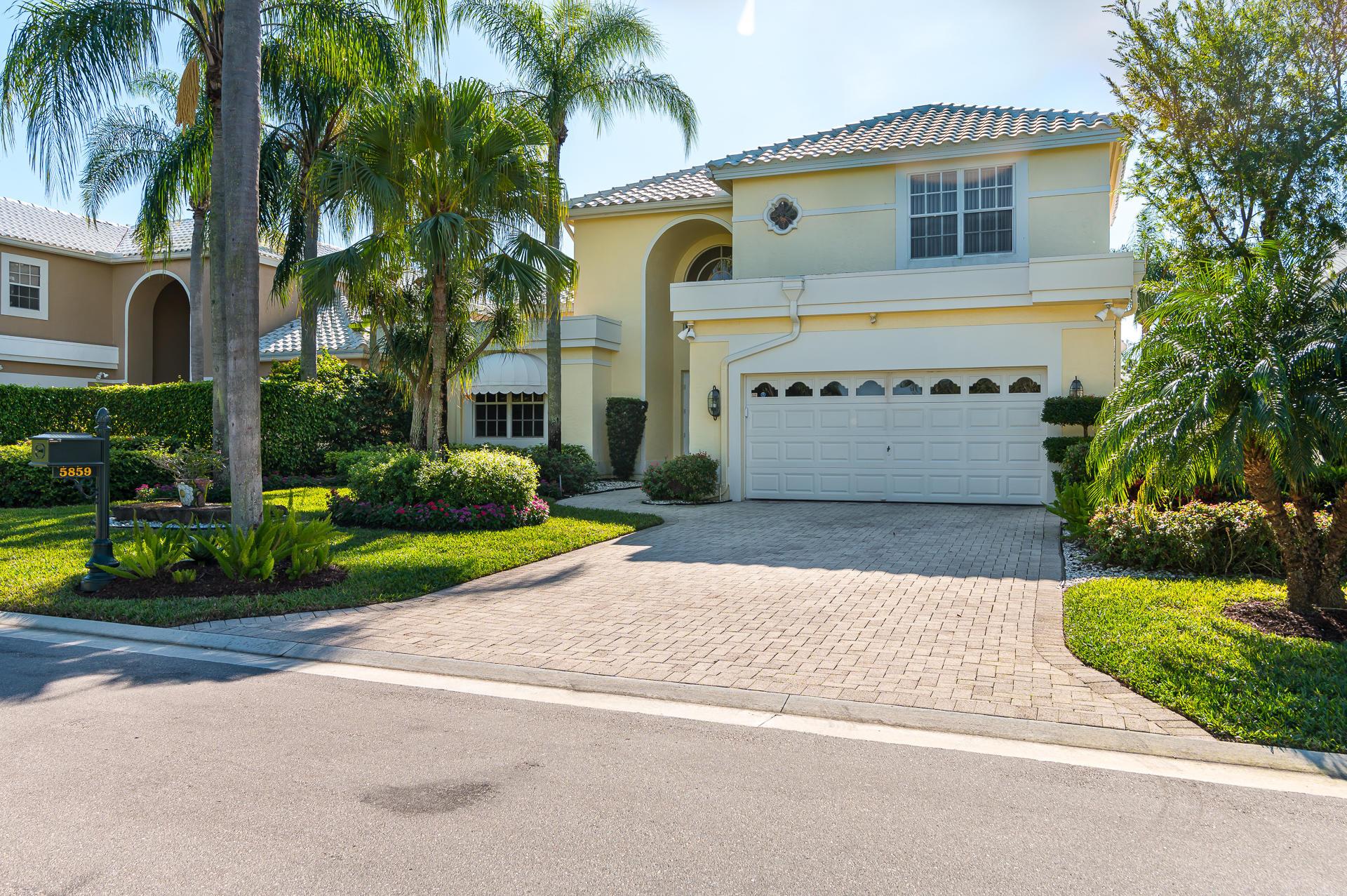 5859 Waterford  Boca Raton FL 33496