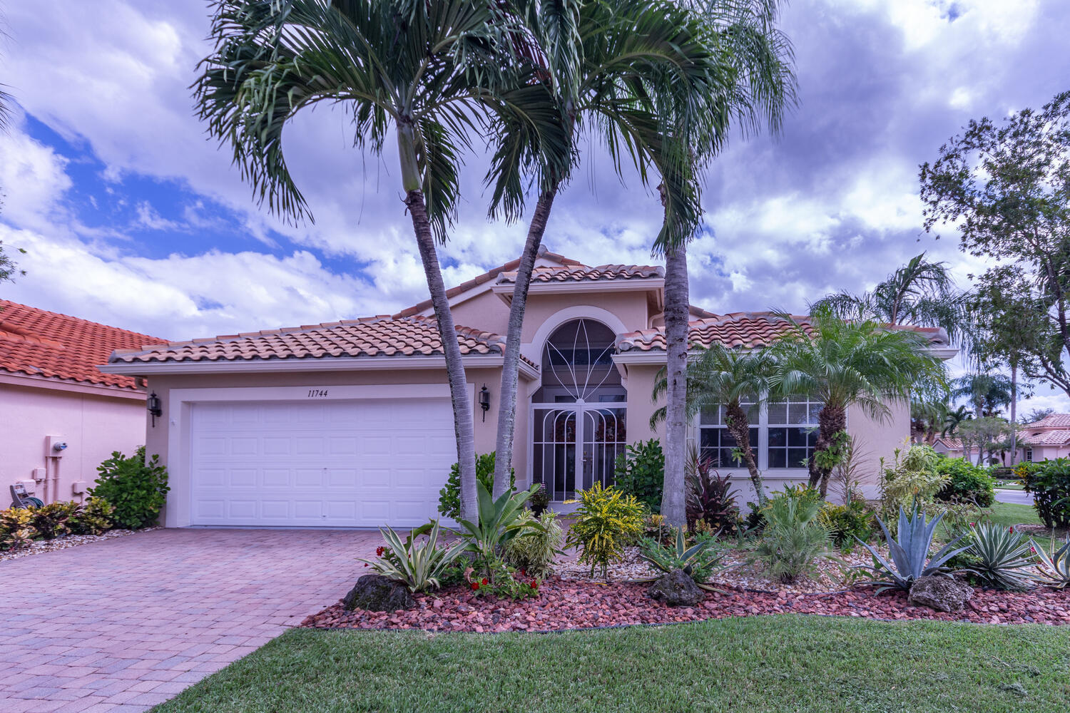 Photo of 11744 Derbyshire Lane, Boynton Beach, FL 33437