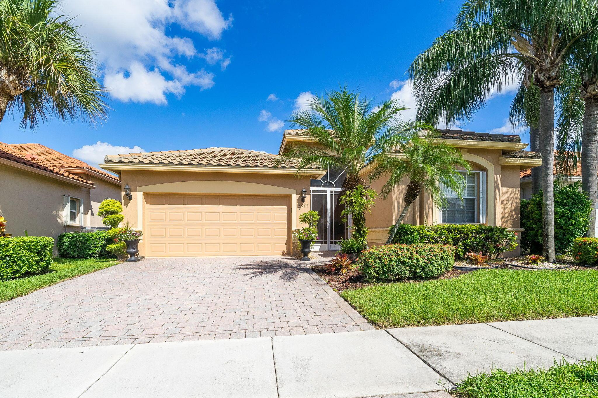 Photo of 7641 Viniste Drive, Boynton Beach, FL 33472