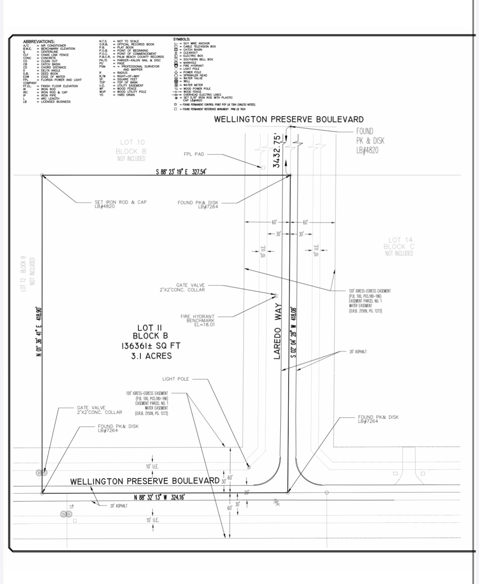 Wellington, Florida 33449, ,Land/docks,For Sale,Wellington Preserve,RX-10663885