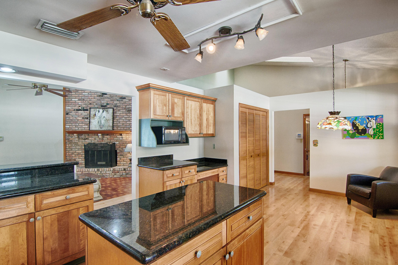 Oversized kitchen