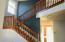 STAIRS LEAD TO LOFT