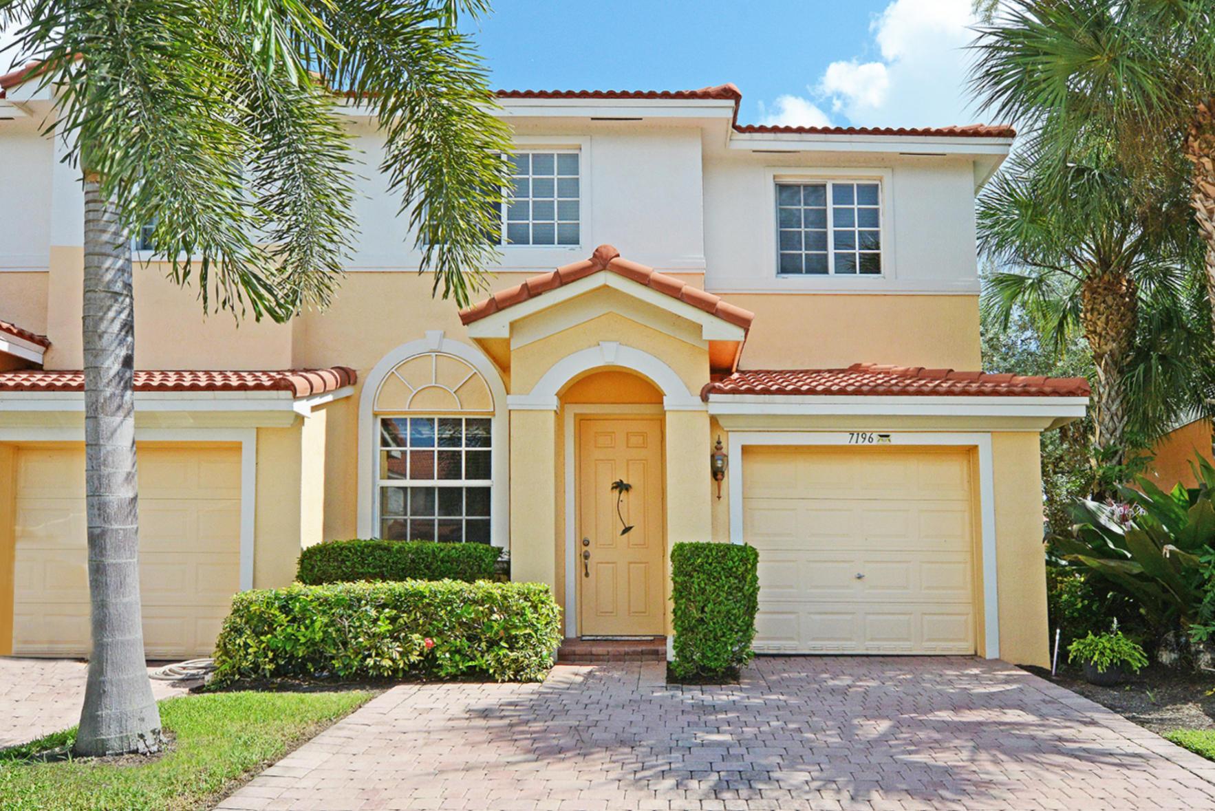 7196 Briella Drive  Boynton Beach FL 33437