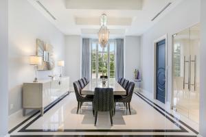 Formal Dining & Wine Room