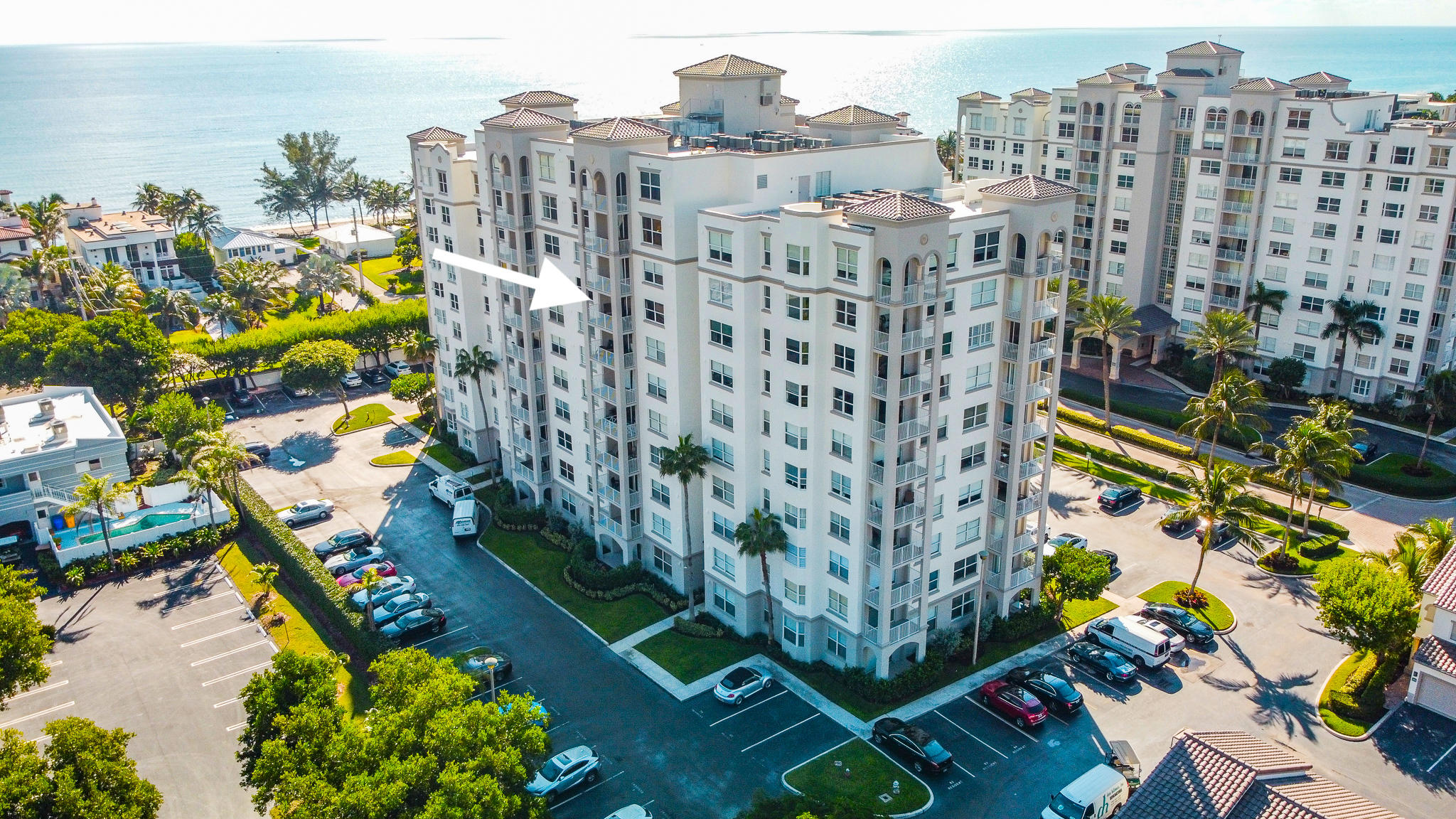 Photo of 3594 S Ocean Boulevard #804, Highland Beach, FL 33487