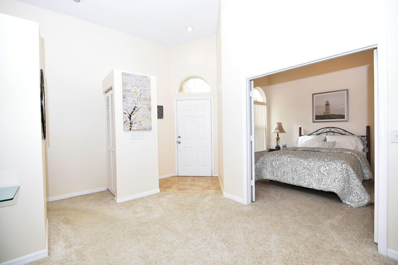 Third Bedroom with Double Doors