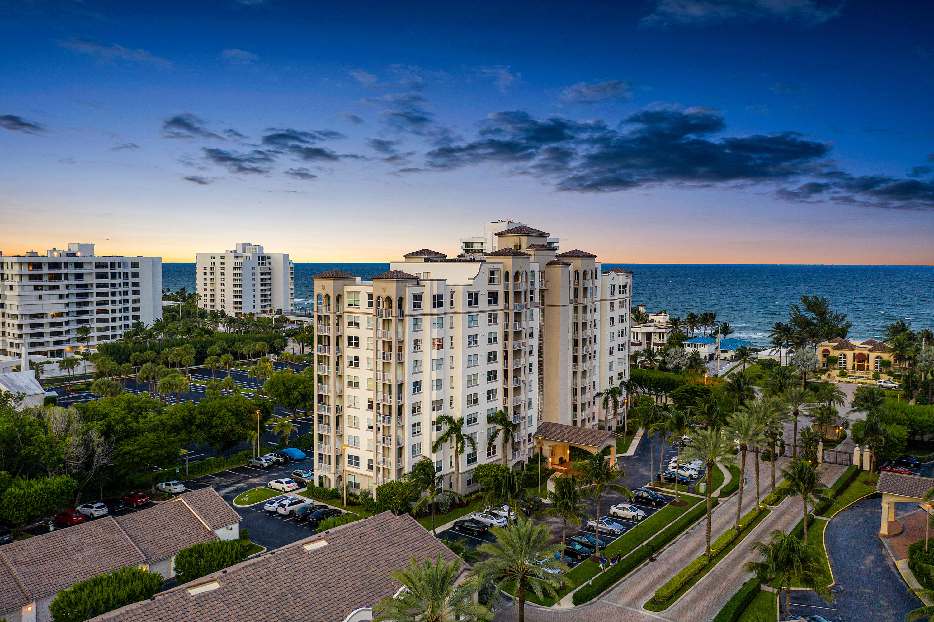Photo of 3594 S Ocean Boulevard #802, Highland Beach, FL 33487