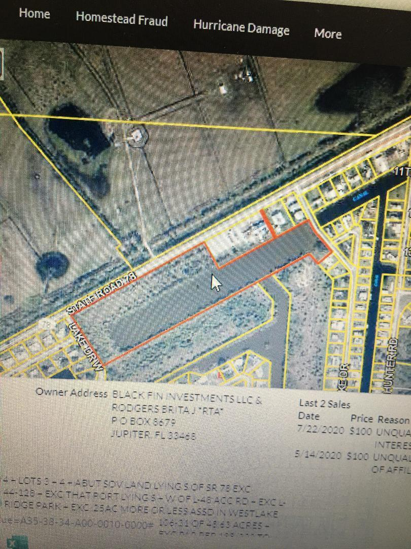 28840 State Road, Okeechobee, Florida 34974, ,Commercial industrial,For Sale,State,RX-10667695