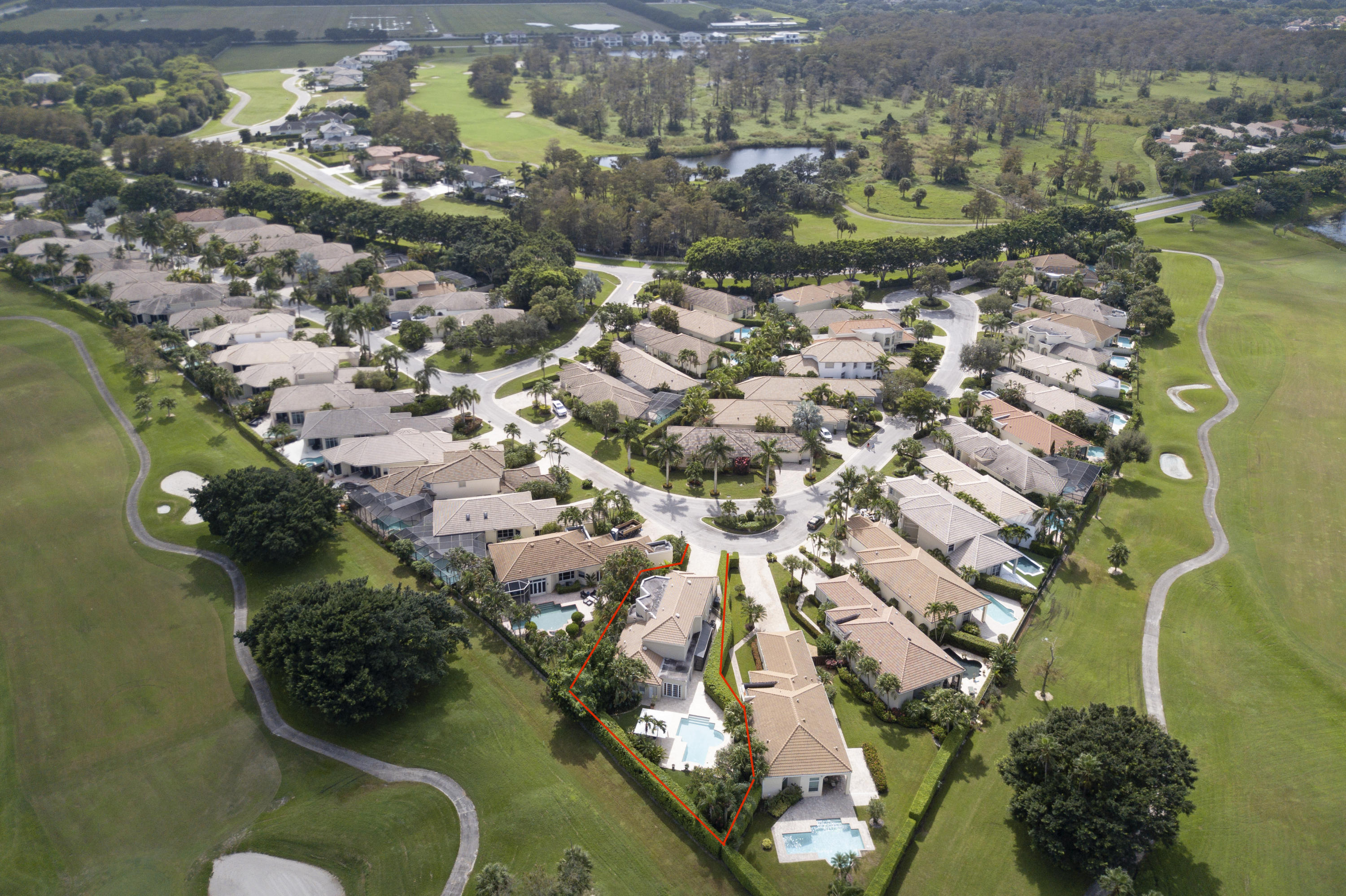 2490 Players Court, Wellington, Florida 33414, 4 Bedrooms Bedrooms, ,4.1 BathroomsBathrooms,Single Family,For Sale,PALM BEACH POLO,Players,RX-10669454