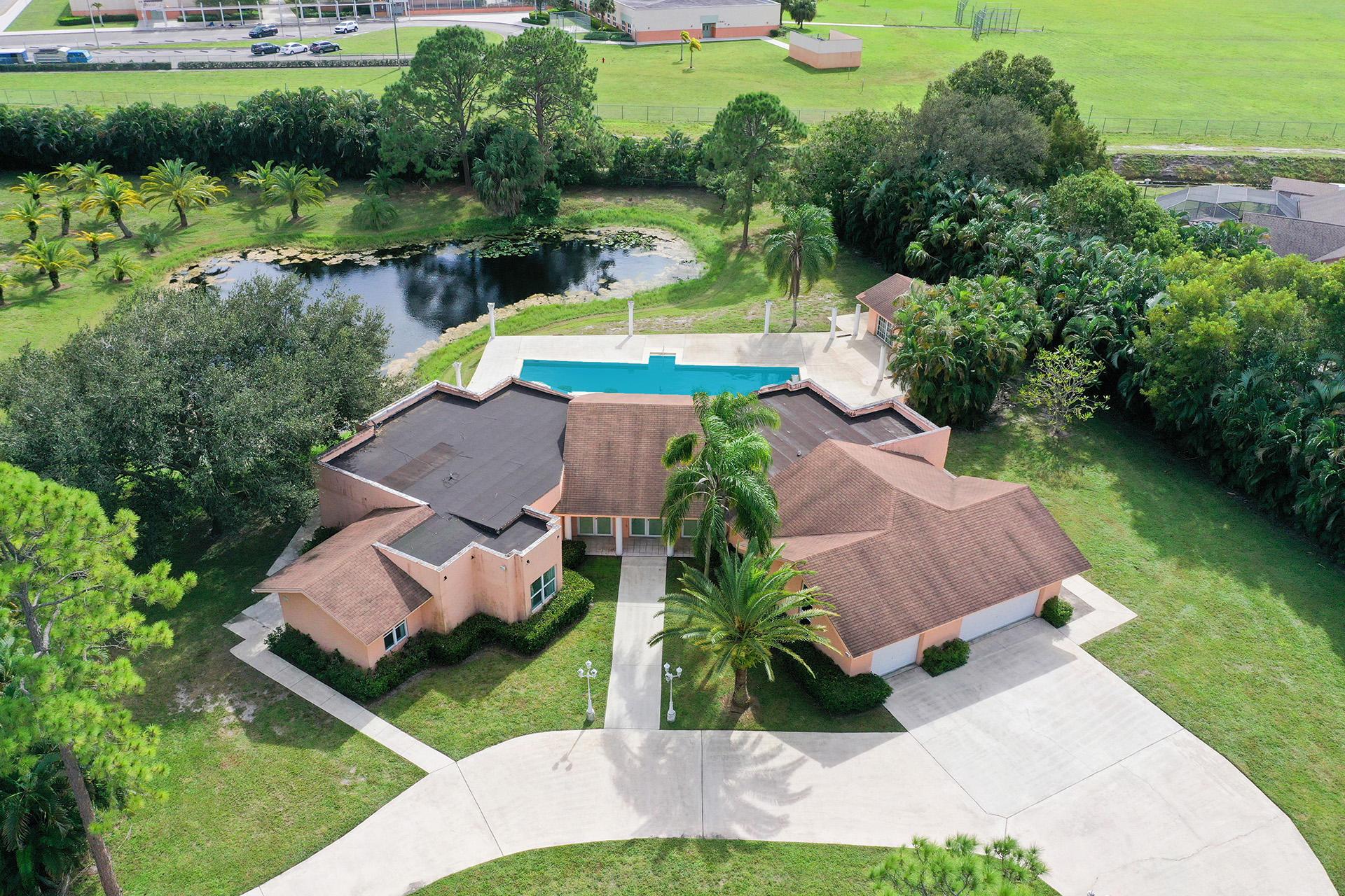 Lake Worth Mansion