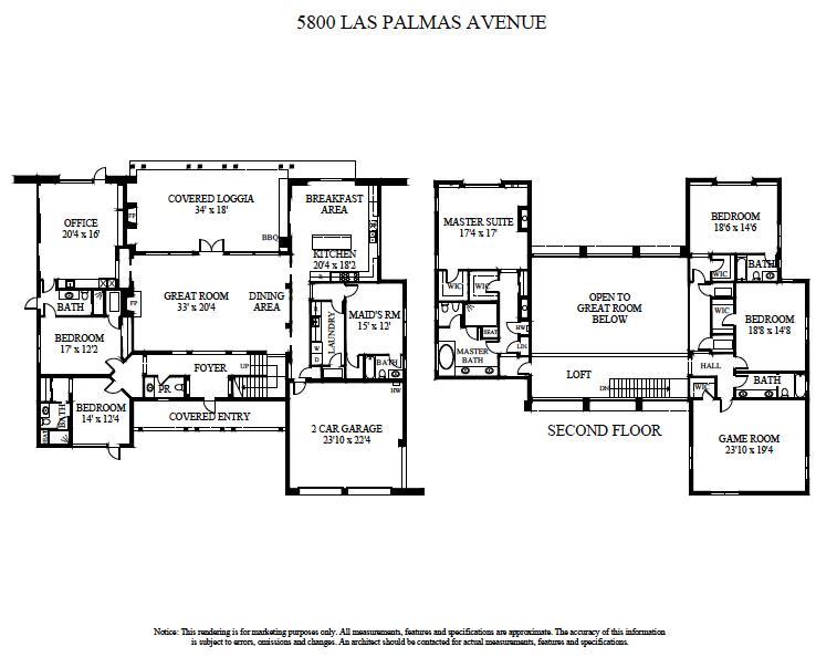 Image 37 For 5421 & 5800 Las Palmas Avenue