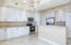 Light Cabinets and Granite