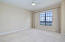 Master Bedroom offers Custom Double Closets