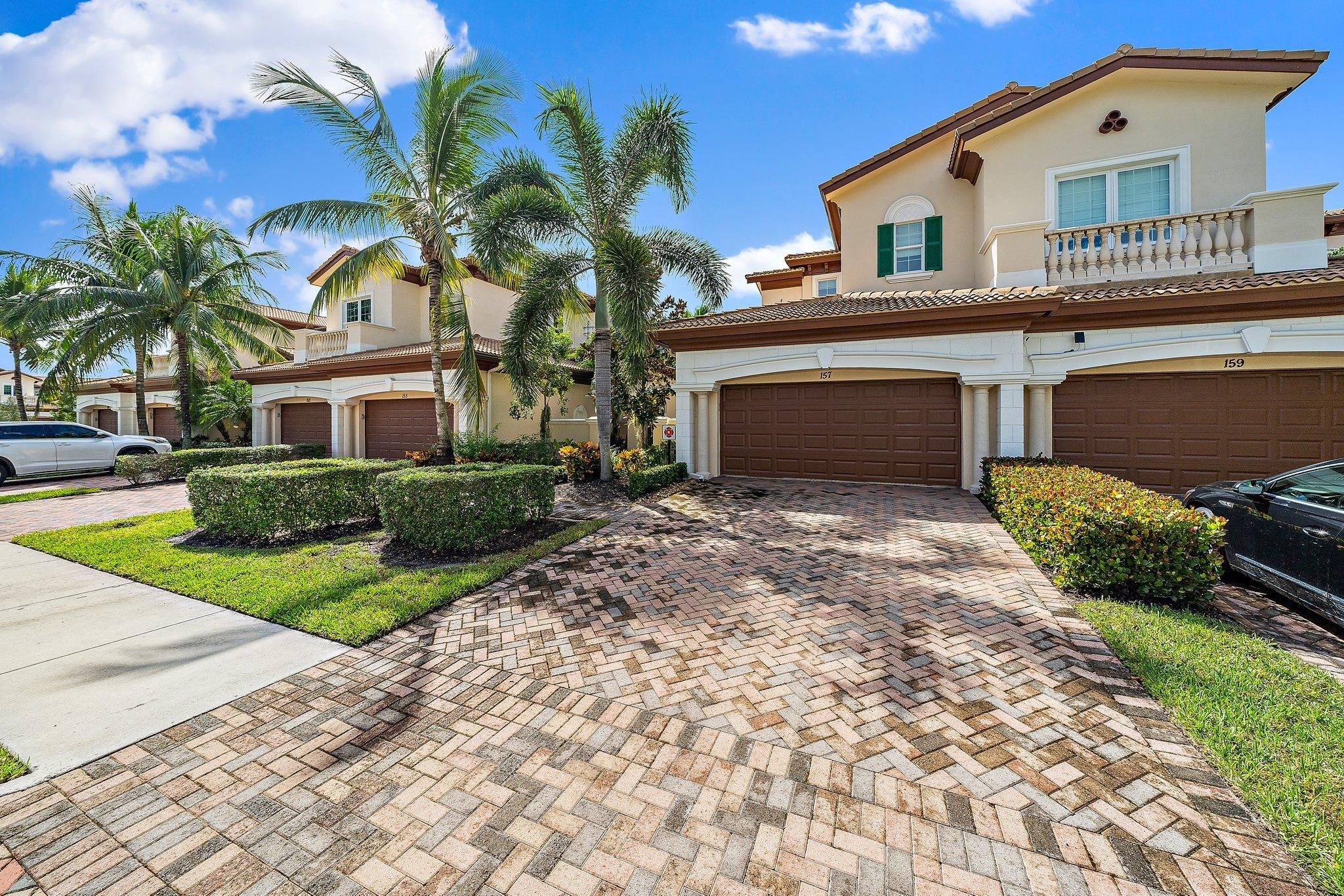 Great opportunity to own a designer furnished turnkey Carriage home in Jupiter's newest Country Club! Enjoy maintenance free living and a healthy lifestyle amidst a signature Greg Norman golf course + certified audubon preserve. This popular Genova model offers 3 bedrooms + office + 2 car garage - one of the most coveted floorplans. Great room floorplan boasts open chef's kitchen and grand lanai w/ Views (golf + sunsets!). JCC residents enjoy resort amenities and Club Corp national reciprocal privileges. Lit sidewalks throughout + 24 hour manned gated security. Minutes from world class shopping, dining, educational and cultural venues... Truly a fabulous place to live!