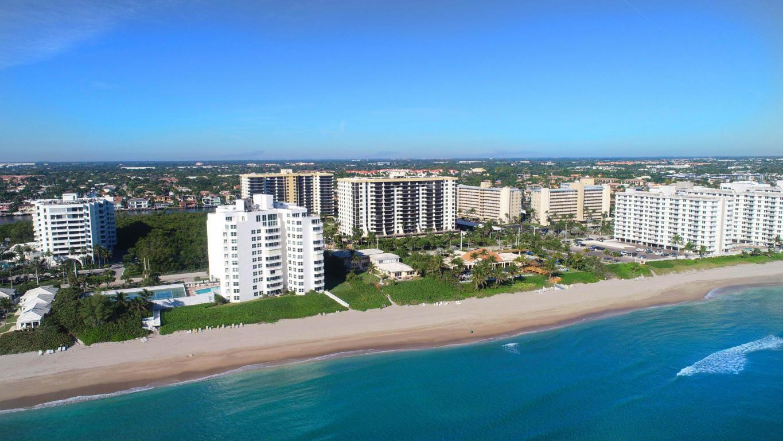 Photo of 3400 S Ocean Boulevard #14k, Highland Beach, FL 33487