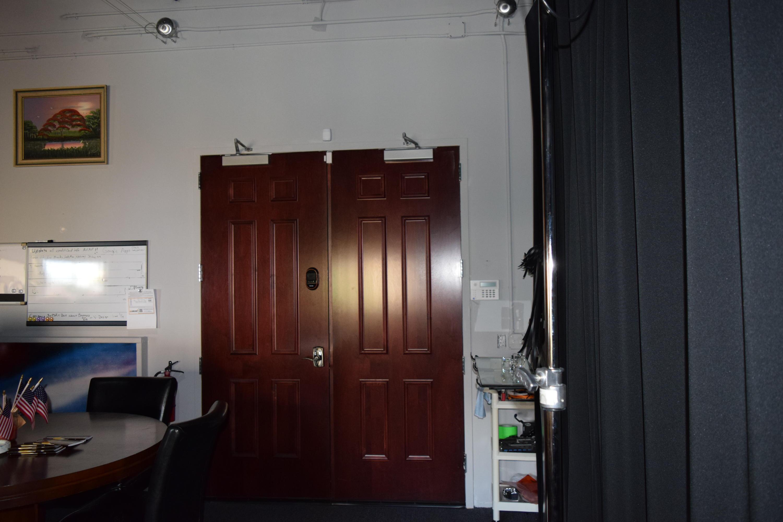 Front Doors to Office