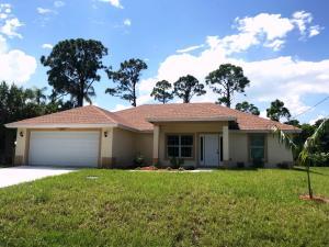 5809 Spruce Drive, Fort Pierce, FL 34982