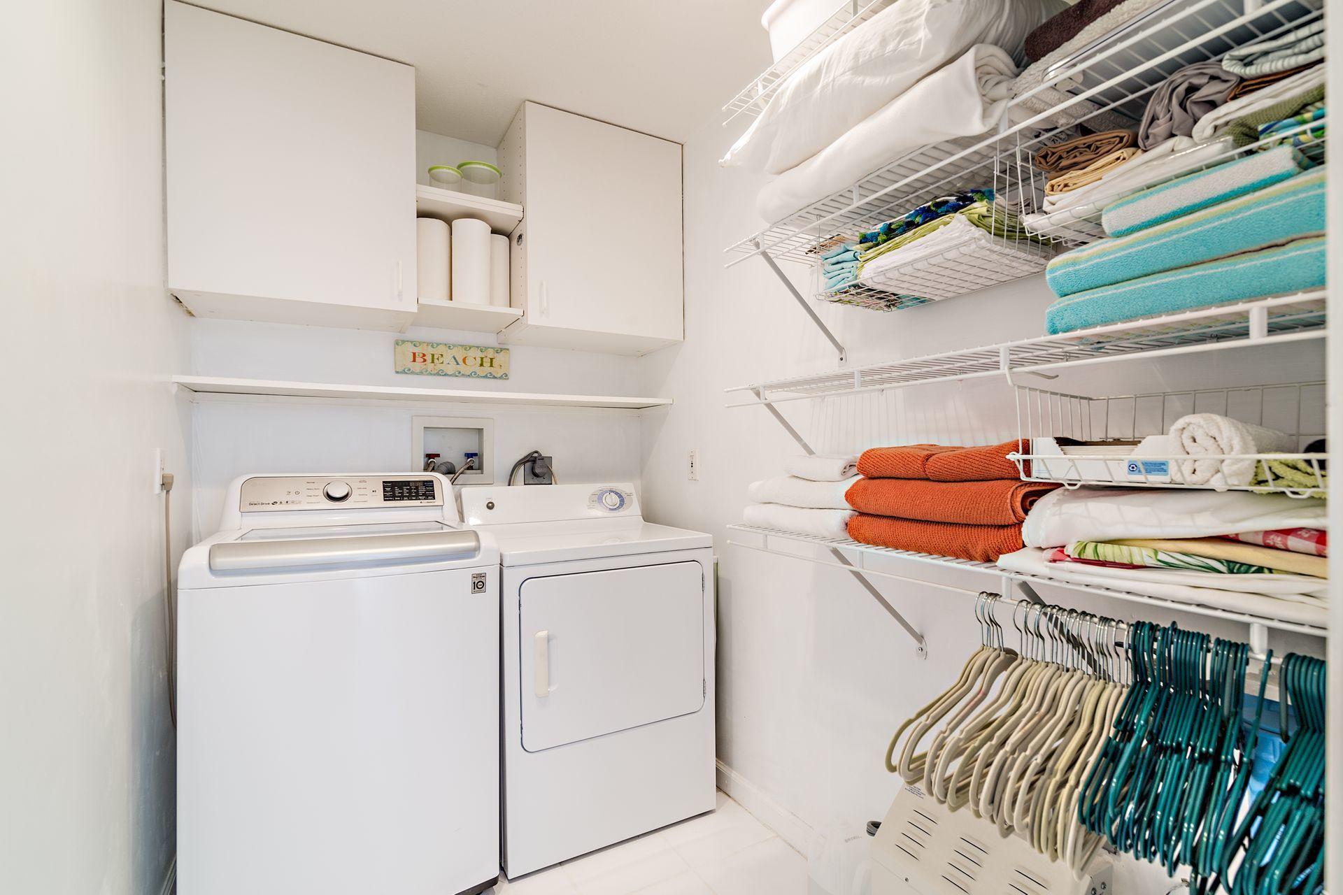 8G Laundry Room