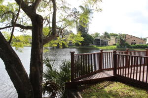 Serene lake views from your Deck