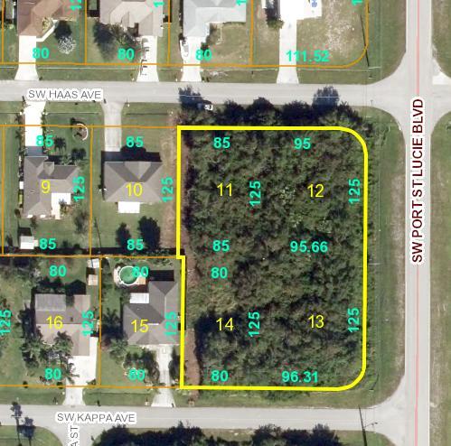 Details for 810 Haas Avenue Sw, Port Saint Lucie, FL 34983