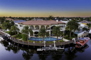 Waterfront Exterior-Suitable for 100'+ Home-Currently has 3 NEW 25,000 lb Boat Lifts