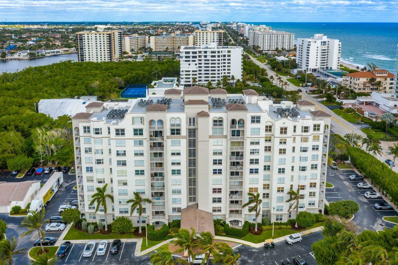 Photo of 3594 S Ocean Boulevard #503, Highland Beach, FL 33487